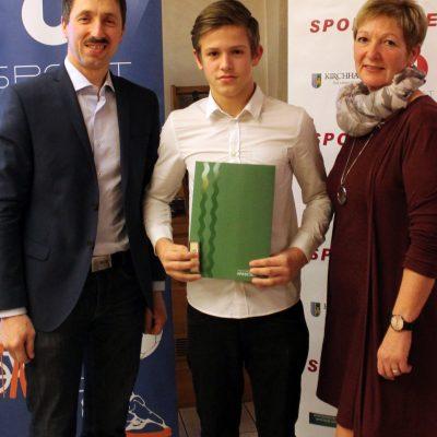 Ehrenzeichen Jugend Silber: Kranixfeld Jakob