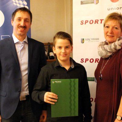 Ehrenzeichen Jugend Silber: Medl Dominic