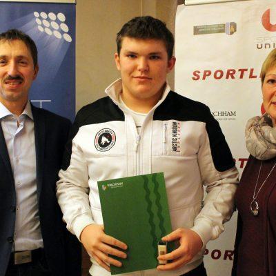 Ehrenzeichen Jugend Silber: Schuster Alexander
