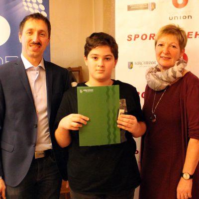 Ehrenzeichen Jugend Bronze: Zalaev Muhamed Ali