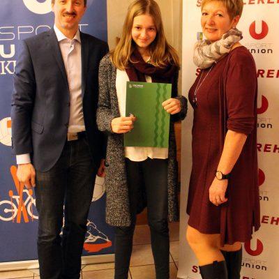Ehrenzeichen Jugend Bronze: Bacher Lena