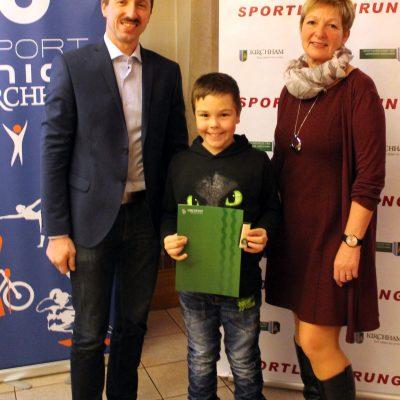 Ehrenzeichen Jugend Bronze: Leb Stefan