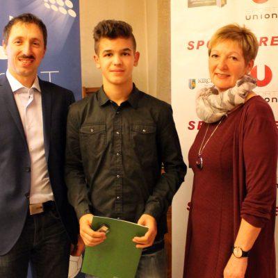 Ehrenzeichen Jugend Bronze: Littringer Julian
