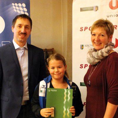 Ehrenzeichen Jugend Bronze: Pollhammer Katrin