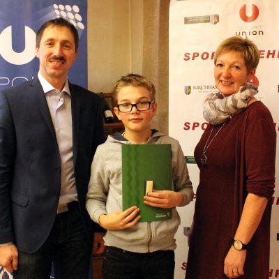 Ehrenzeichen Jugend Bronze: Pollhammer Philipp