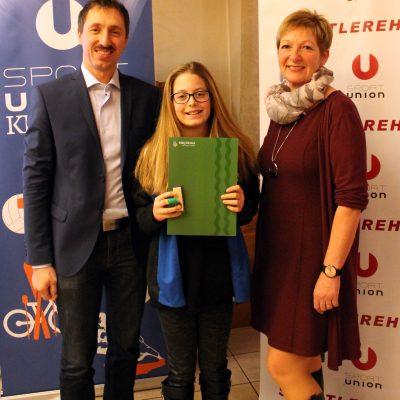 Ehrenzeichen Jugend Bronze: Spitzbart Rebecca