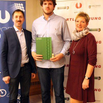 Ehrenzeichen Jugend Gold: Sturmair Felix