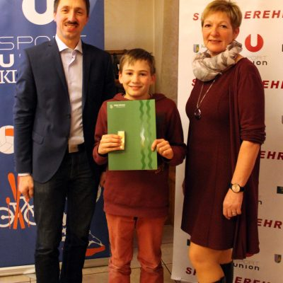 Ehrenzeichen Jugend Bronze: Vichtbaur Elias
