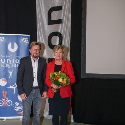 Präsidentin Elisabeth Huemer